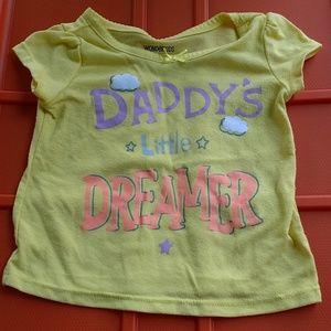 Wonder kids size 18 months pajama top.
